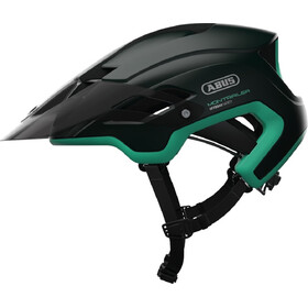 ABUS Montrailer Cykelhjelm grøn/petroleumsgrøn